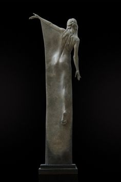 'Seraphina' Limited edition bronze sculpture Height – circa by Michael Talbot Sculpture Metal, Sculptures Céramiques, Wow Art, Les Oeuvres, Talbots, Sculpting, Fine Art, Artwork, Clay