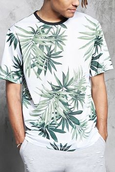Graphic Tees for Men Mens Printed T Shirts, Mens Polo T Shirts, Printed Tees, Mens Tees, Tee Shirts, Sports Shirts, Tropical Fashion, Surf Wear, Vintage Design