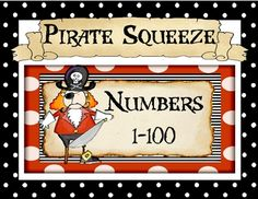 pirate number line!
