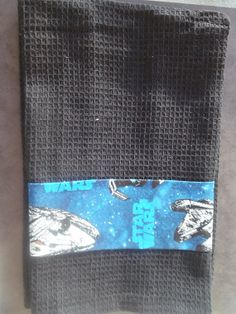 Star Wars Kitchen Towel by RebelScumPrincess on Etsy, $8.00