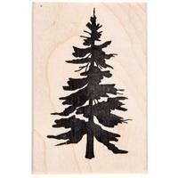 Posh Towering Tree Rubber Stamp From TheCraftyCrocodile *** For more information, visit image link.