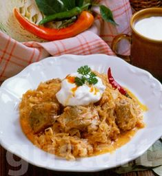 Hungarian Cuisine, Hungarian Recipes, Hungarian Food, Goulash, Pork Dishes, Jamie Oliver, Entrees, Food And Drink, Rice