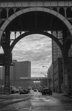 125st Exit NYC B by DelensMode, via Flickr