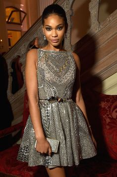 Chanel Iman and 9 other best beauty looks of the week