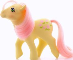 SPRINKLES AND PUFFBALLS: Vintage My Little Pony
