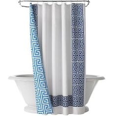 Happy Chic by Jonathan Adler Elizabeth Shower Curtain - jcpenney