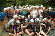 It was an awesome group !   The Veragua Rainforest Eco-Adventure allows #visitors to explore the #natural wonders of Costa Rica's breathtaking tropical #rainforest.  http://www.veraguarainforest.com/