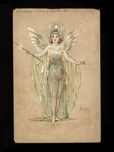 Wilhelm Pantomime Designs | Wilhelm | V&A Search the Collections