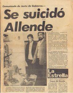La Estrella (Chile) - 12 de septiembre de 1973. Un gran favor a la humanidad...!!!!