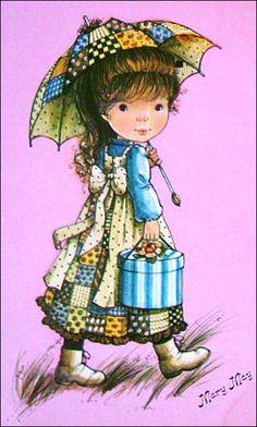 Mary May - solange sueiro lara - Álbuns da web do Picasa Christmas Scenes, Christmas Art, Mary May, Sarah Key, Strawberry Shortcake Doll, Autumn Scenery, Holly Hobbie, Little Darlings, Cute Dolls
