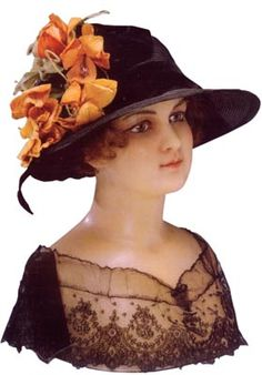 Collectors Weekly article on hats, fashion and history!