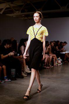 ddc134596db tocca spring 2014 Suspender Skirt