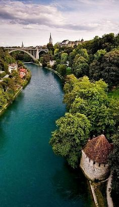 The beautiful city of Bern ~ Switzerland