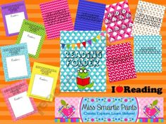 FREE!  Guided Reading Notebook - Teachers Notebook