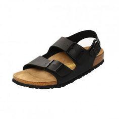 Prezzi e Sconti: #Birkenstock milano sandalo nero ad Euro 74.00 in # Birkenstock #