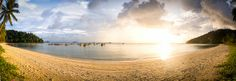 Sunrise on Phi Phi Island by Piyush Bedi, via Flickr