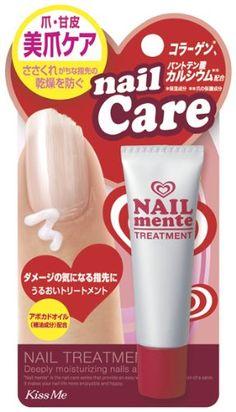 Kiss Me Nail Mente Treatment 12g -- Visit the image link more details.