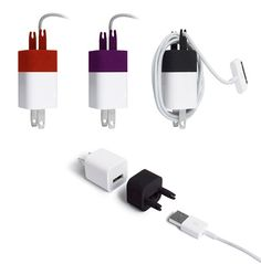 The Wrap Cable Organizer for iPhone Charger. $10.00