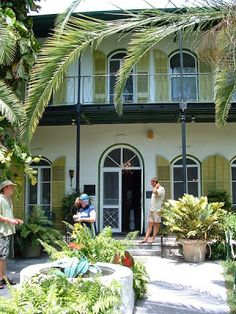 Hemingway House, Key West, Florida, USA - 10 Best Things to do in Florida | The World is Waiting