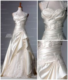 Fall Wedding Dress--Honestly the only wedding dress I have ever even seen that I like.