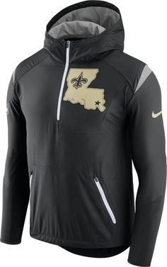 Nike Lightweight Fly Rush (NFL Saints) Men s Jacket Oregon Ducks 56938410a
