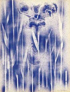 Yves KLEIN - Conceptual Art - New Realism - Cosmogonie 17 Yves Klein, International Klein Blue, Rose Croix, Gothic, Mystique, Blue Art, Conceptual Art, New Art, Monochrome