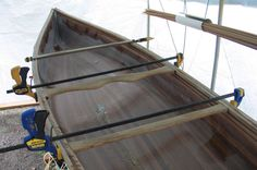 How to build a Cedar Strip Canoe Canoe Plans, Boat Plans, Canoeing, Kayaking, Boat Building Plans, Boat Stuff, Campers, The Great Outdoors, Carpentry