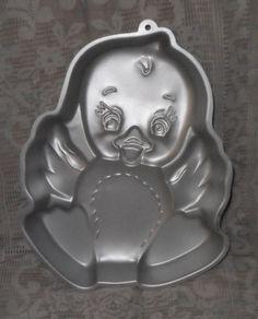 Wilton Cake Pan Little Ducky 21052029 by graciessweetvintage on Etsy