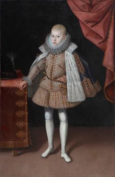 1574 Don Fernando de Austria - Bartolomé González