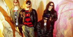 Alice in Chains...