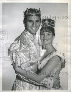 Leslie Ann Warren Cinderella   ... Photo Stuart Damon Lesley Ann Warren Actors Cinderella CBS   eBay