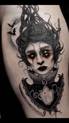 If tattoo designs is what you need, just go for it! Creepy Tattoos, Cute Tattoos, Beautiful Tattoos, Leg Tattoos, Body Art Tattoos, Tribal Tattoos, Sleeve Tattoos, Tattoo Forearm, Anime Tattoos