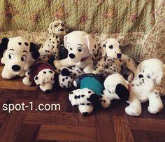 Can you find the real one?  Tag your friends  Você consegue achar o verdadeiro? Marque seus amigos  #animalsaddict #fluffypack #babyanimals #nationaldogday #puppylove #puppies #puppiesgram #dalmatian_feature #animals_captures #dalmatianspotlight #petsvideo #101dalmatians #puppygram #cutepuppy #puppysketch #disneyland by spotonedalmatas