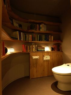 トイレをお洒落にしよう。素敵なトイレ7選