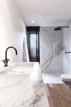 28 Modern And Wonderful Minimalist Bathroom With Marble Stone