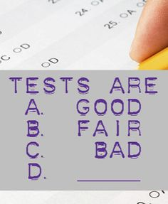 Do you know the truth about standardized tests? You can opt out legally - links at the bottom to find out how.