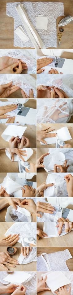 Créer son propre kimono de rêve avec Make my limonade. http://makemylemonade.com/diy-kimono-de-lamour/