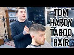 Tom Hardy Taboo Hair - How To Get The Haircut, Beard & Style!! - YouTube