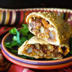 savory, scrumptious hand pie for any time of year! Packed with chorizo ...