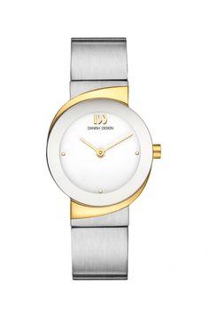 IV65Q1068 - Danish Design dames horloge