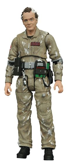 """2016 SDCC Exclusive 7"""" Ghostbusters Select Mashmallow Peter Figure"""