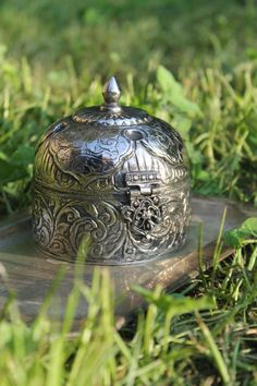 jewelry box from India: