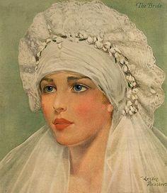 vintage bride by sweet_bettie67, via Flickr