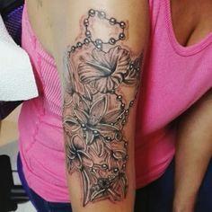 Tattoo Blumen flowers