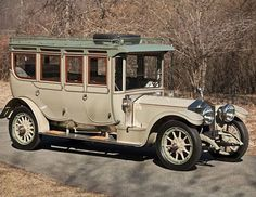 "1912 Rolls-Royce Silver Ghost  Price: $3.2 million (estimate)  One of the first pieces in the series, the Silver Ghost gave the reputation to the Rolls-Royce Company, as the maker for the ""Best car in world"" as judged by Autocar magazine. What also makes the 1912 model a collector's item is the fact that it's a part of a series, which did not have much luck in the 2 World Wars, as most of them were destroyed during those periods."