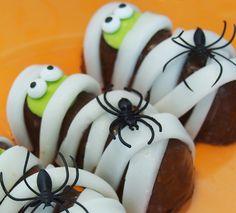 halloween treat idea for the boys preschool party