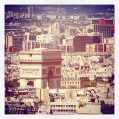 Arc de Triomph #Paris