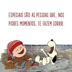 Snoopy Love, Charlie Brown And Snoopy, Snoopy And Woodstock, Portuguese Quotes, Deep Talks, Cute Friends, Character Development, Funny Animal Pictures, Some Words