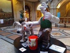 Gromit Unleashed - Newshound by Nick Park