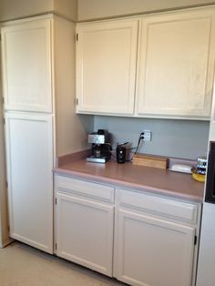Painted New: $120 Kitchen Cabinet Makeover